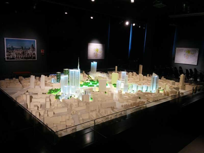I nuovi grattacieli porta nuova garibaldi gibart - Residenze porta nuova ...
