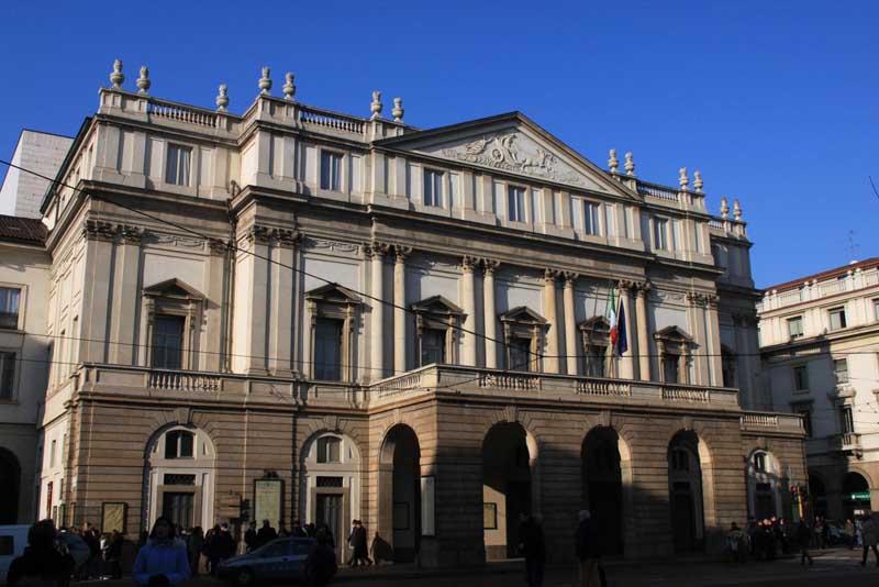 Milano neoclassica gli sfarzi asburgici e napoleonici - Biblioteca porta venezia orari ...
