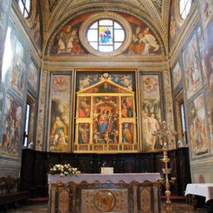 Chiesa S. Magno Legnano interno