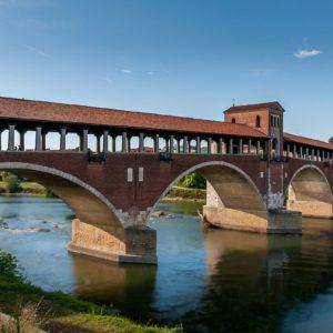Ponte Coperto Pavia
